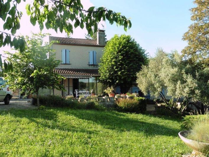Location de vacances - Maison - Villa à Saint-Sardos