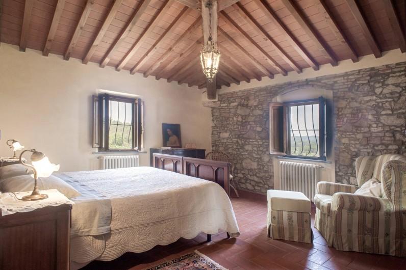 Location de vacances - Chalet à Terricciola - Chambre Francesca