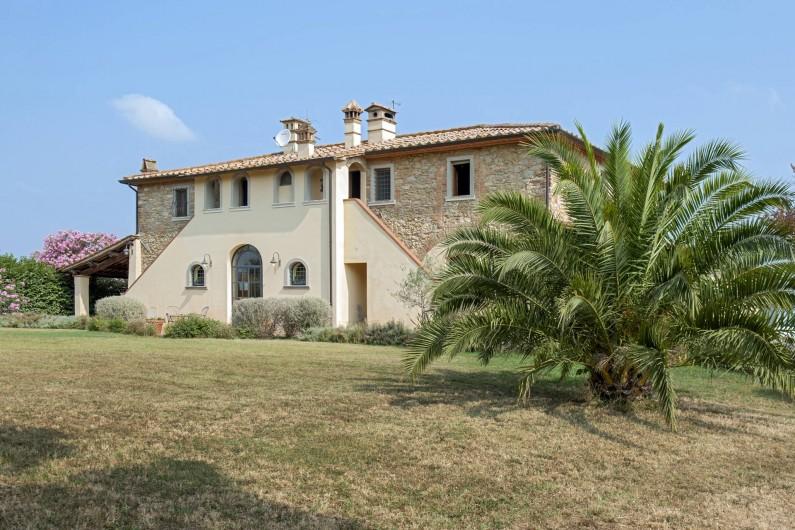 Location de vacances - Chalet à Terricciola - La Maison