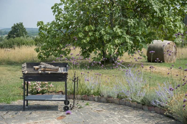 Location de vacances - Chalet à Terricciola - Le BBQ