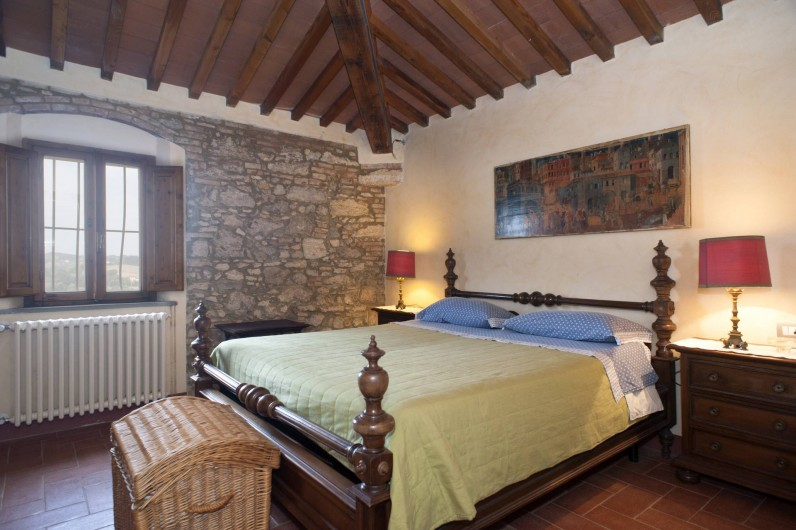 Location de vacances - Chalet à Terricciola - Chambre Manuela