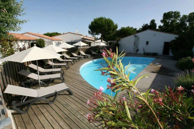 Location de vacances - Hôtel - Auberge à Le Bois-Plage-en-Ré