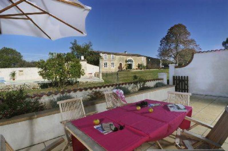 Location de vacances - Gîte à Montpellier-de-Médillan
