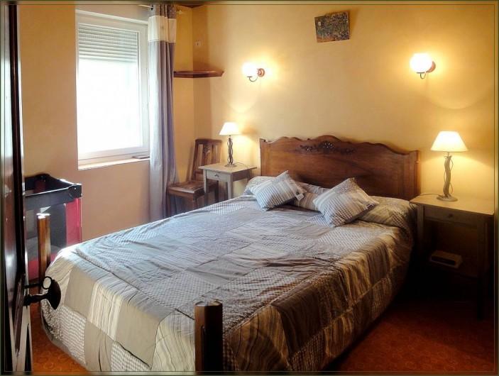 Location de vacances - Mas à Saint-Rémy-de-Provence - Lit en 140X190