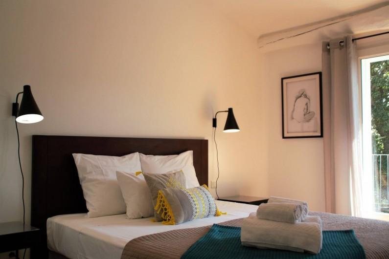 Location de vacances - Villa à Porto-Vecchio - location de villa de luxe près de santa giulia et palombaggia