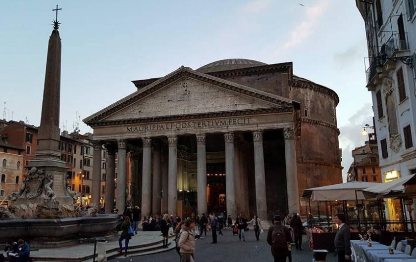 Location de vacances - Appartement à Rome - le Pantheon ! c'est à 1 minute a pied