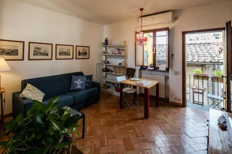 Location de vacances - Appartement à Rome - la salle à manger
