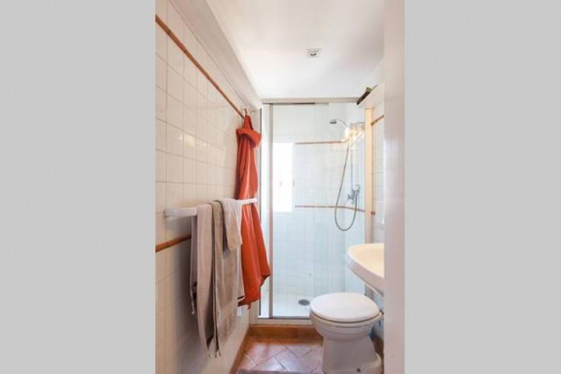 Location de vacances - Appartement à Rome - la salle de bain
