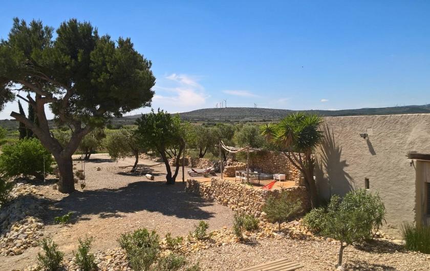 Location de vacances - Gîte à Fitou - Masdes4vents