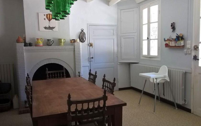 Location de vacances - Chambre d'hôtes à Laruscade - La cuisine