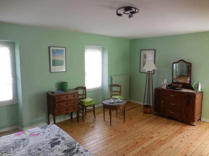 Location de vacances - Chambre d'hôtes à Laruscade - 2ème vue Aéronaute