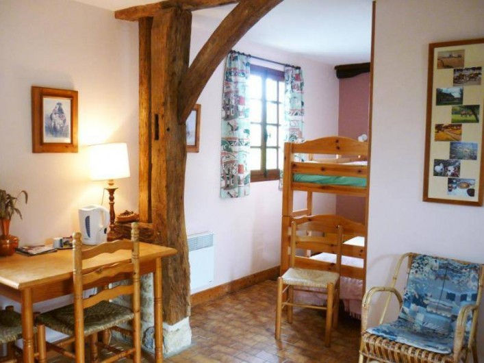 Location de vacances - Chambre d'hôtes à Notre-Dame-de-Livaye
