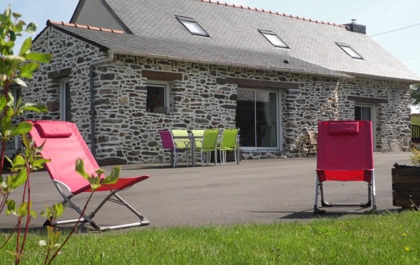Location de vacances - Gîte à Guiclan