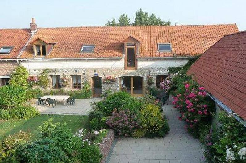 Location de vacances - Chambre d'hôtes à Bierne