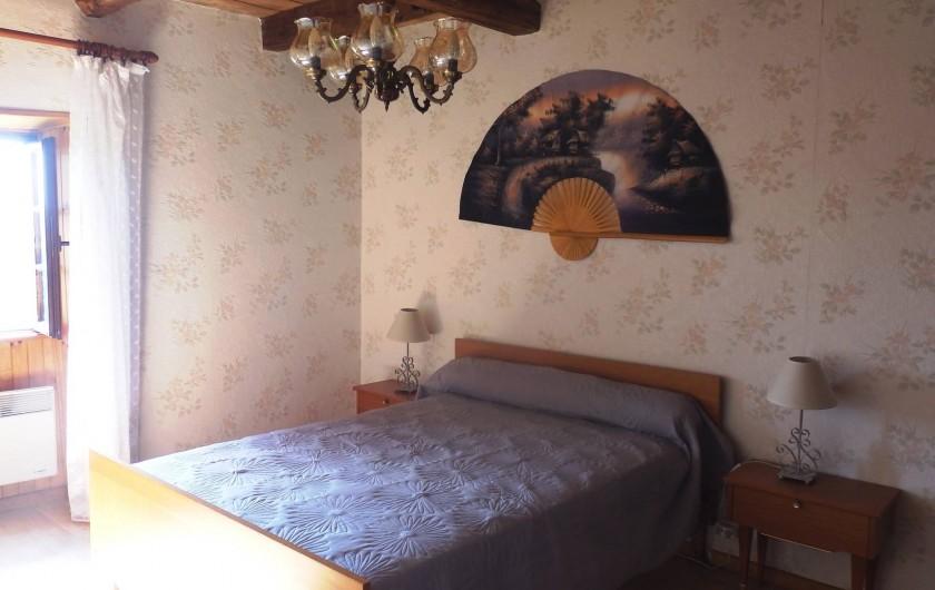 Location de vacances - Gîte à Saint-Parthem - CHAMBRE 1