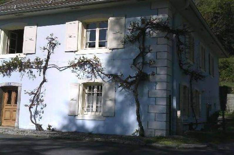 Location de vacances - Maison - Villa à Sallanches