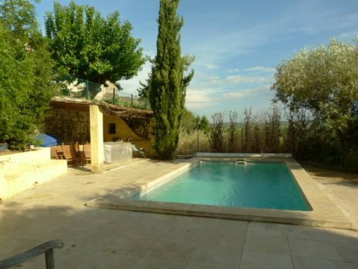 Votre maison avec jardin et piscine plein sud pres d 39 uzes for Piscine nemausa nimes tarifs