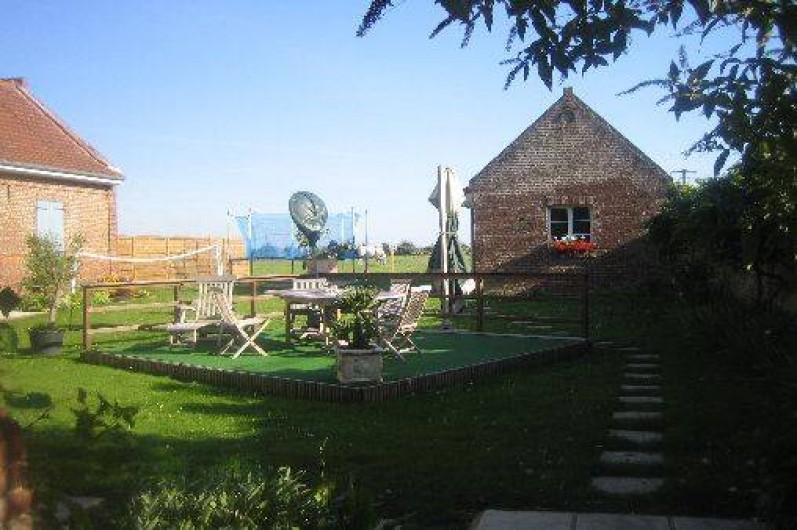 Location de vacances - Gîte à Hautvillers-Ouville