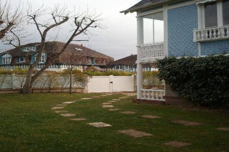 Location de vacances - Villa à Deauville