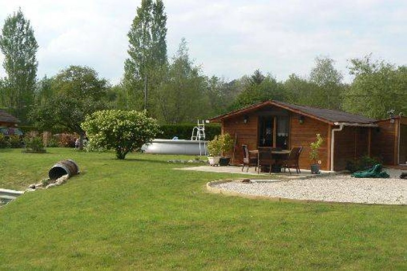 Location de vacances - Gîte à Prouilly