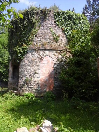 Location de vacances - Villa à Le Pouldu - joli pigeonnier en ville de  voisine de QUIMPERLE