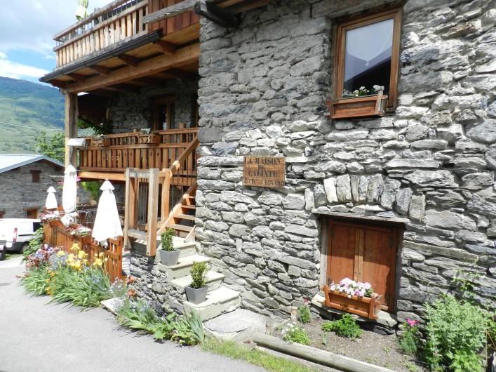 Location de vacances - Chalet à Bourg-Saint-Maurice - Le Chalet