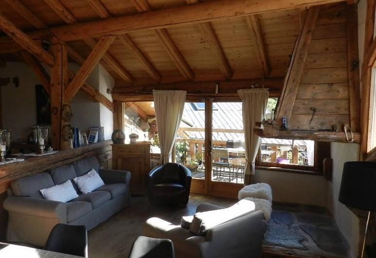 Location de vacances - Chalet à Bourg-Saint-Maurice - chambre