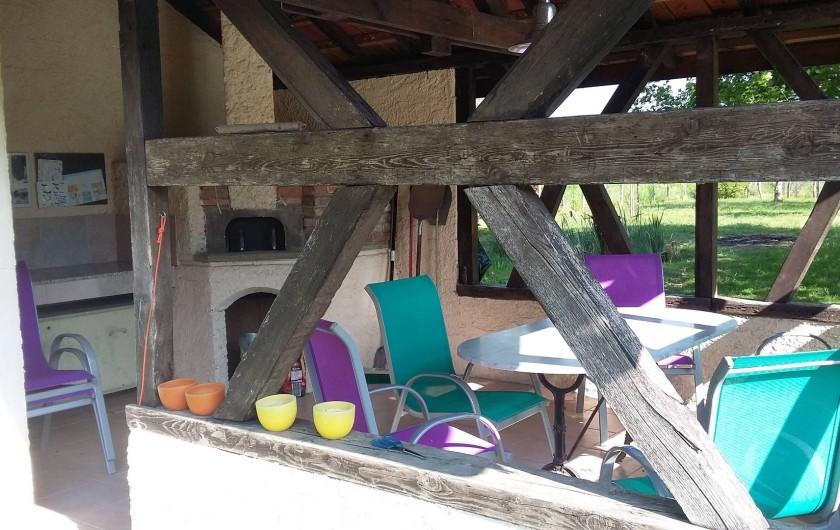 Location de vacances - Gîte à Louhans - Pizza-place