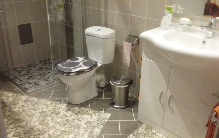 Location de vacances - Gîte à Louhans - toilet