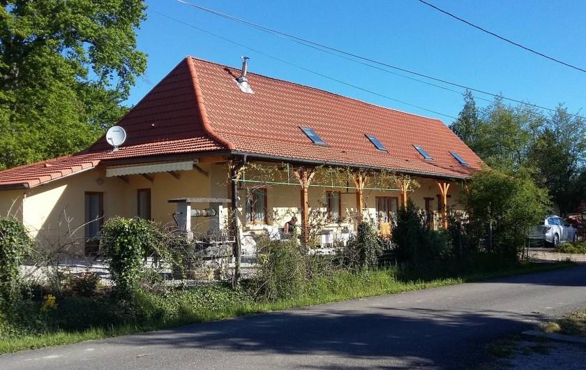 Location de vacances - Gîte à Louhans - Front