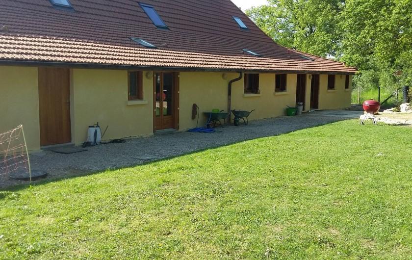 Location de vacances - Gîte à Louhans - Back