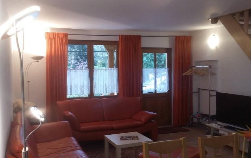 Location de vacances - Gîte à Louhans - livingroom