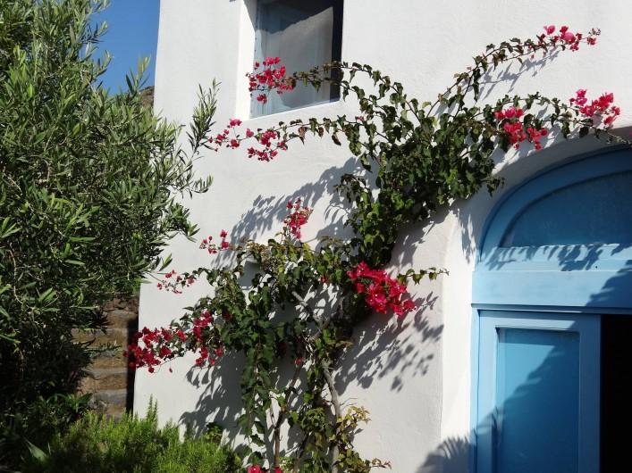 Location de vacances - Chalet à Lingua - Extérieur de la maison