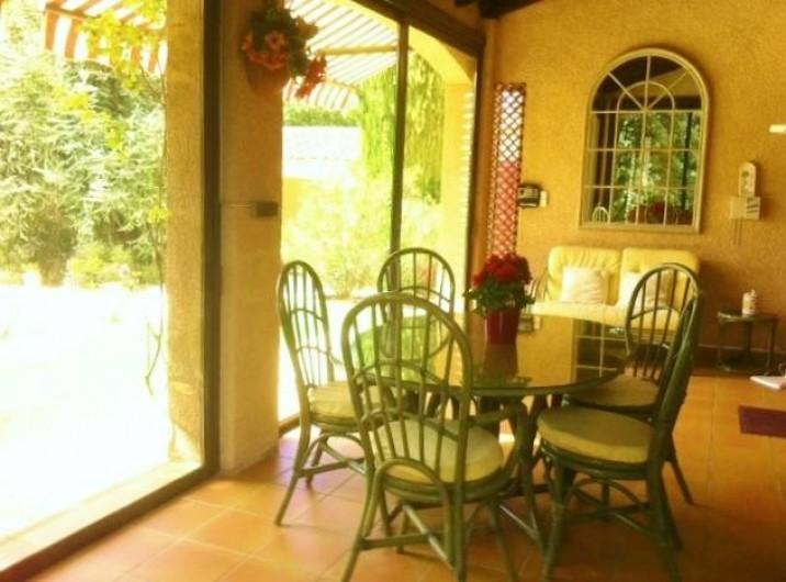 Location de vacances - Villa à Nyons