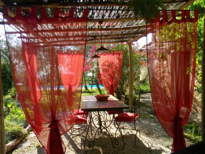 Location de vacances - Villa à Camaiore