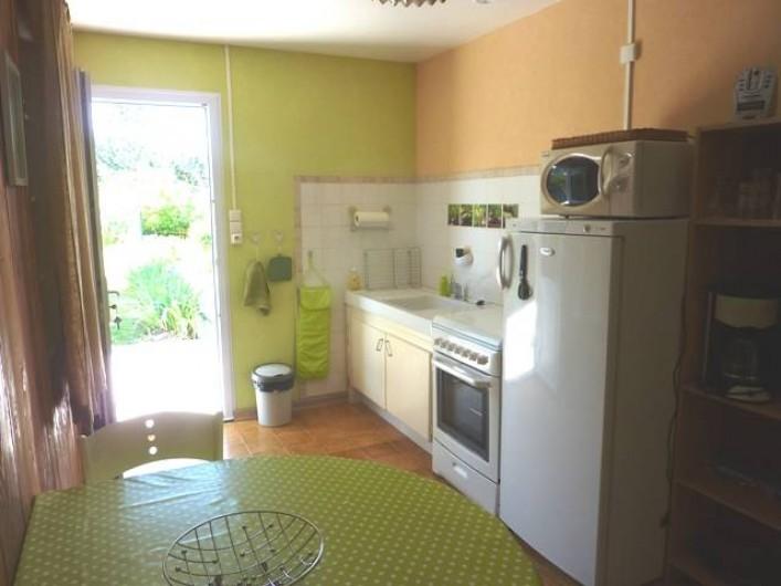 Location de vacances - Gîte à Boisset-et-Gaujac - Cuisine