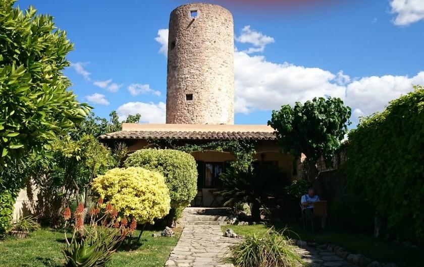 Location de vacances - Chalet à Llubí