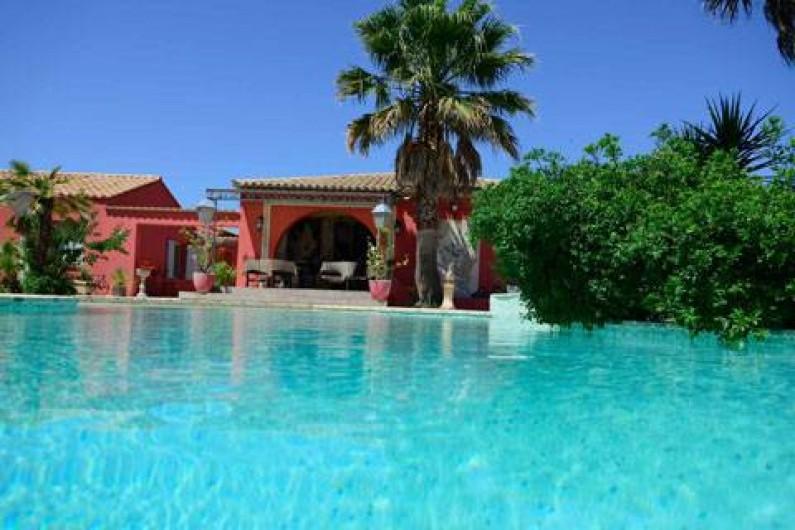 Location de vacances - Chambre d'hôtes à Aigues-Mortes