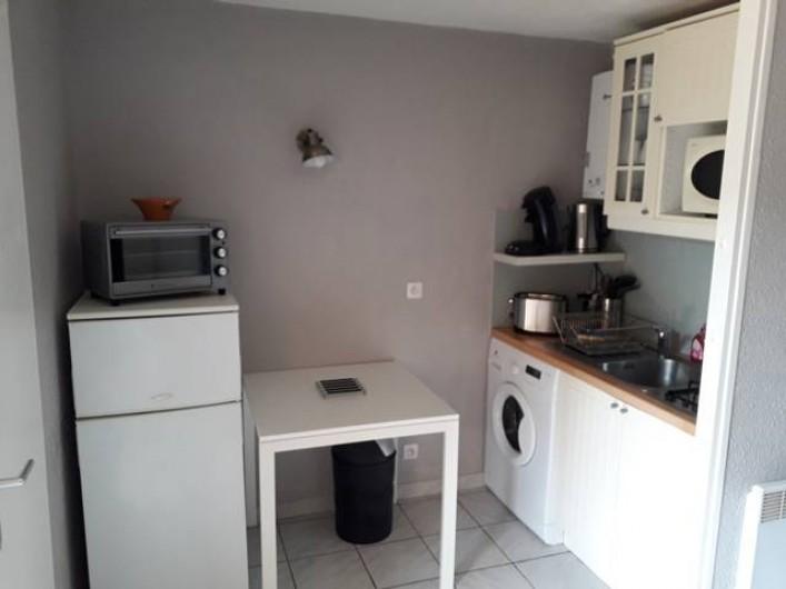 Location de vacances - Studio à Le Cap d'Agde - La cuisine