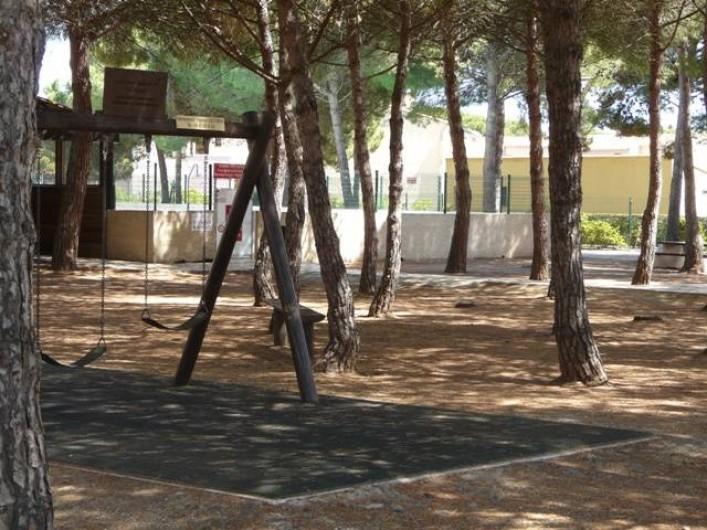 Location de vacances - Studio à Le Cap d'Agde - L'extérieur de la résidence
