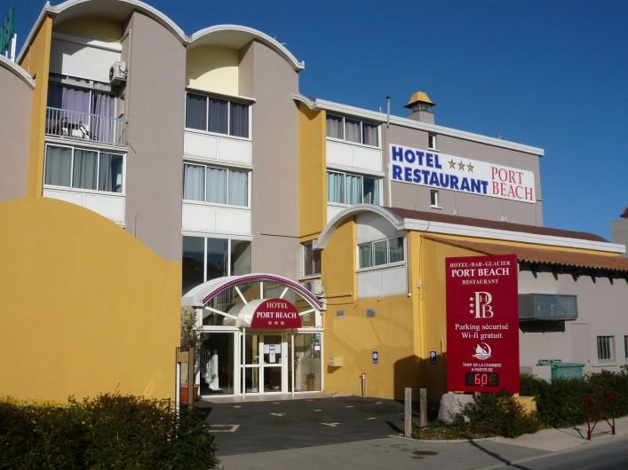 hotel port à gruissan aude