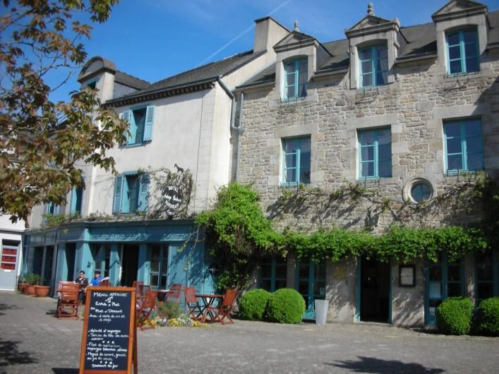 Location de vacances - Hôtel - Auberge à La Roche-Bernard - La façade