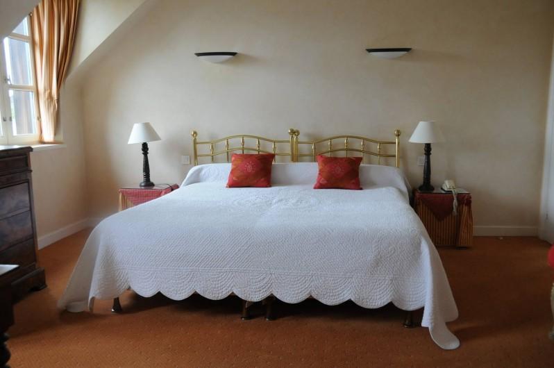Location de vacances - Hôtel - Auberge à La Roche-Bernard - Une chambre Supérieure