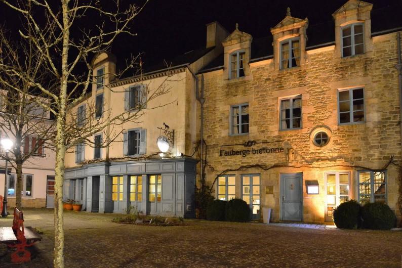 Location de vacances - Hôtel - Auberge à La Roche-Bernard - L'Auberge Bretonne de nuit