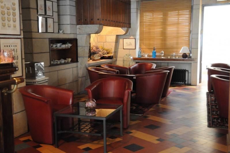 Location de vacances - Hôtel - Auberge à La Roche-Bernard - Le bar