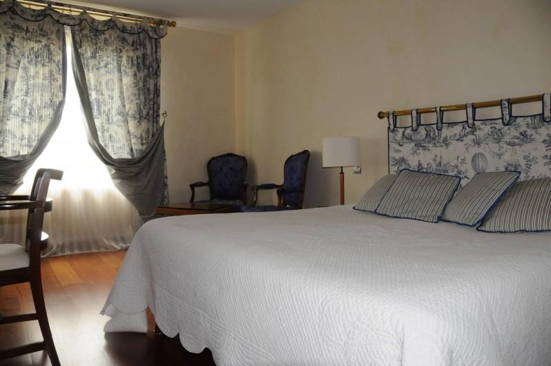Location de vacances - Hôtel - Auberge à La Roche-Bernard - Une chambre Privilège