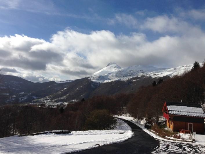 Location de vacances - Appartement à Super Lioran - Puy Griou