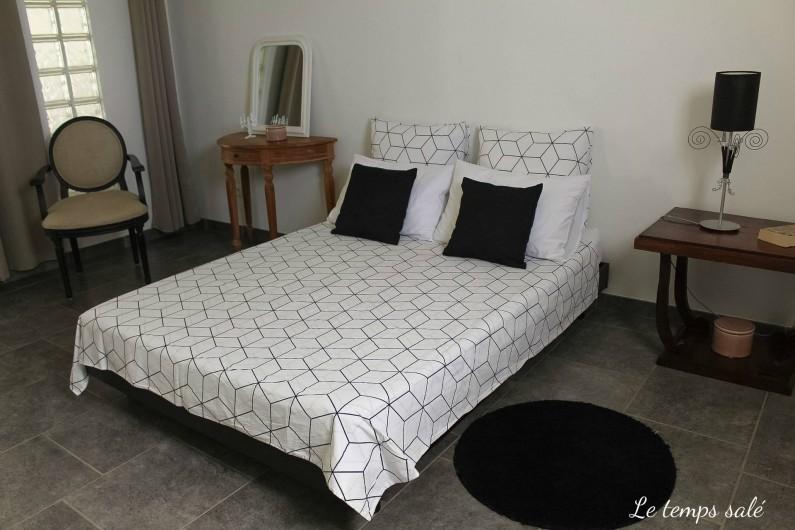 Location de vacances - Maison - Villa à Etang-Salé les Hauts - Chambre RDC 16 m2