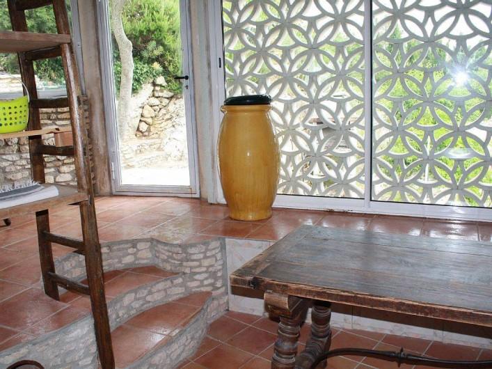 Location de vacances - Maison - Villa à Lussan