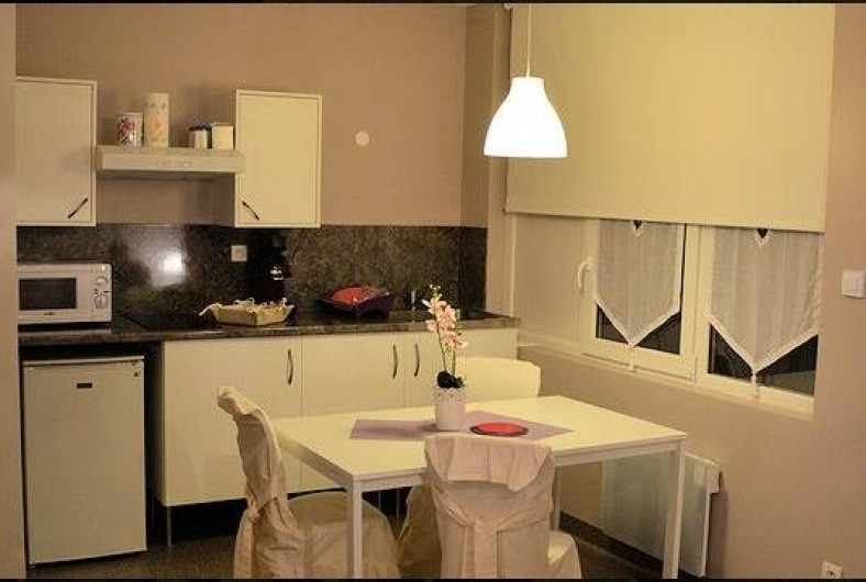 Location de vacances - Studio à Villers-la-Faye